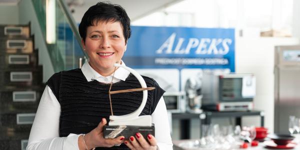 Nataša Kraškovic prejemnica priznanja Artemida 2020